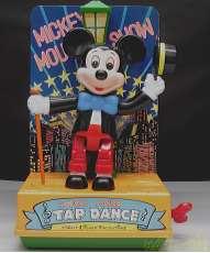 ミッキーマウス タップダンス|増田屋コーポレーション