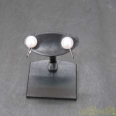 K14WG石付きイヤリング|宝石付きイヤリング