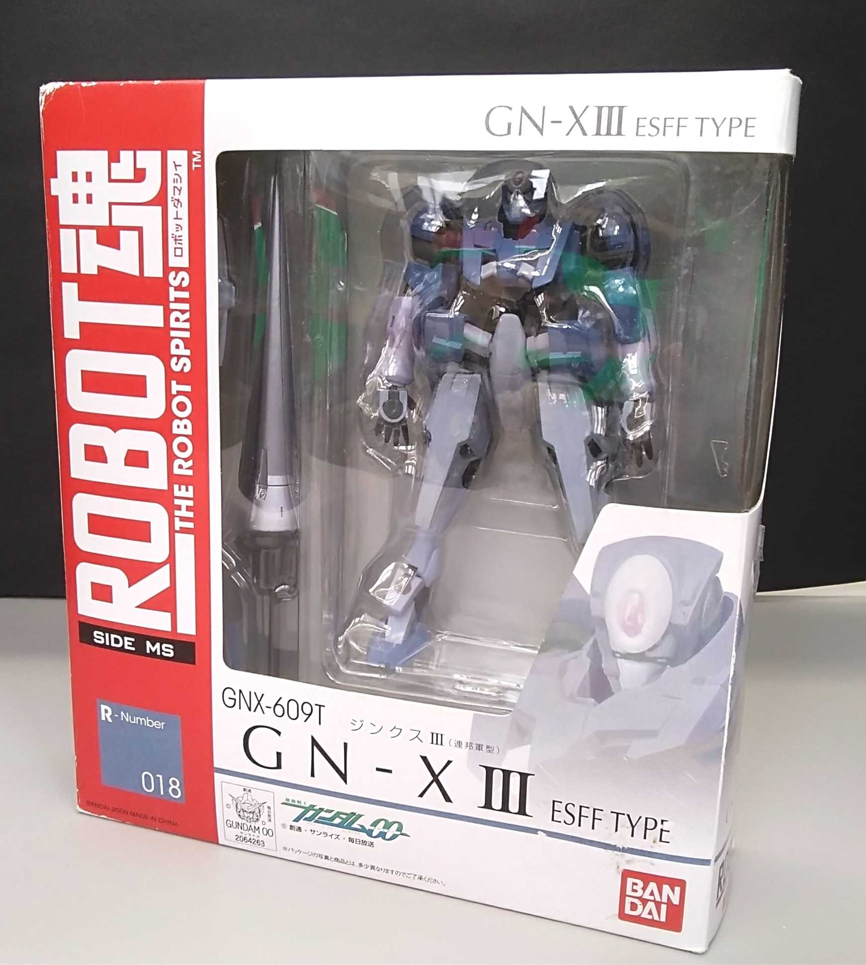 GN-X III|BANDAI