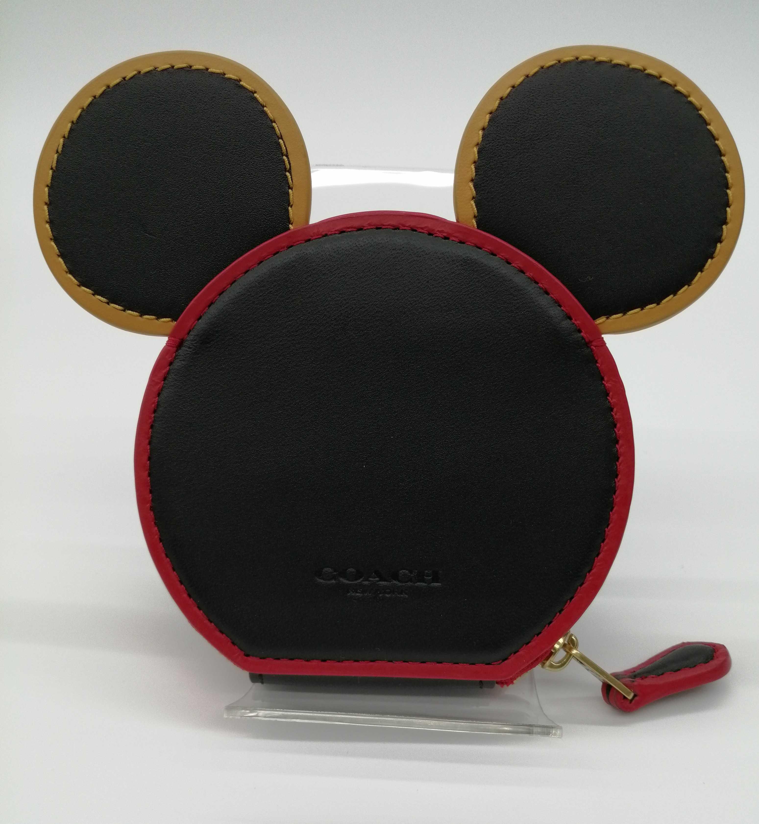 ディズニーミッキーマウス×キースへリング コインケース|COACH