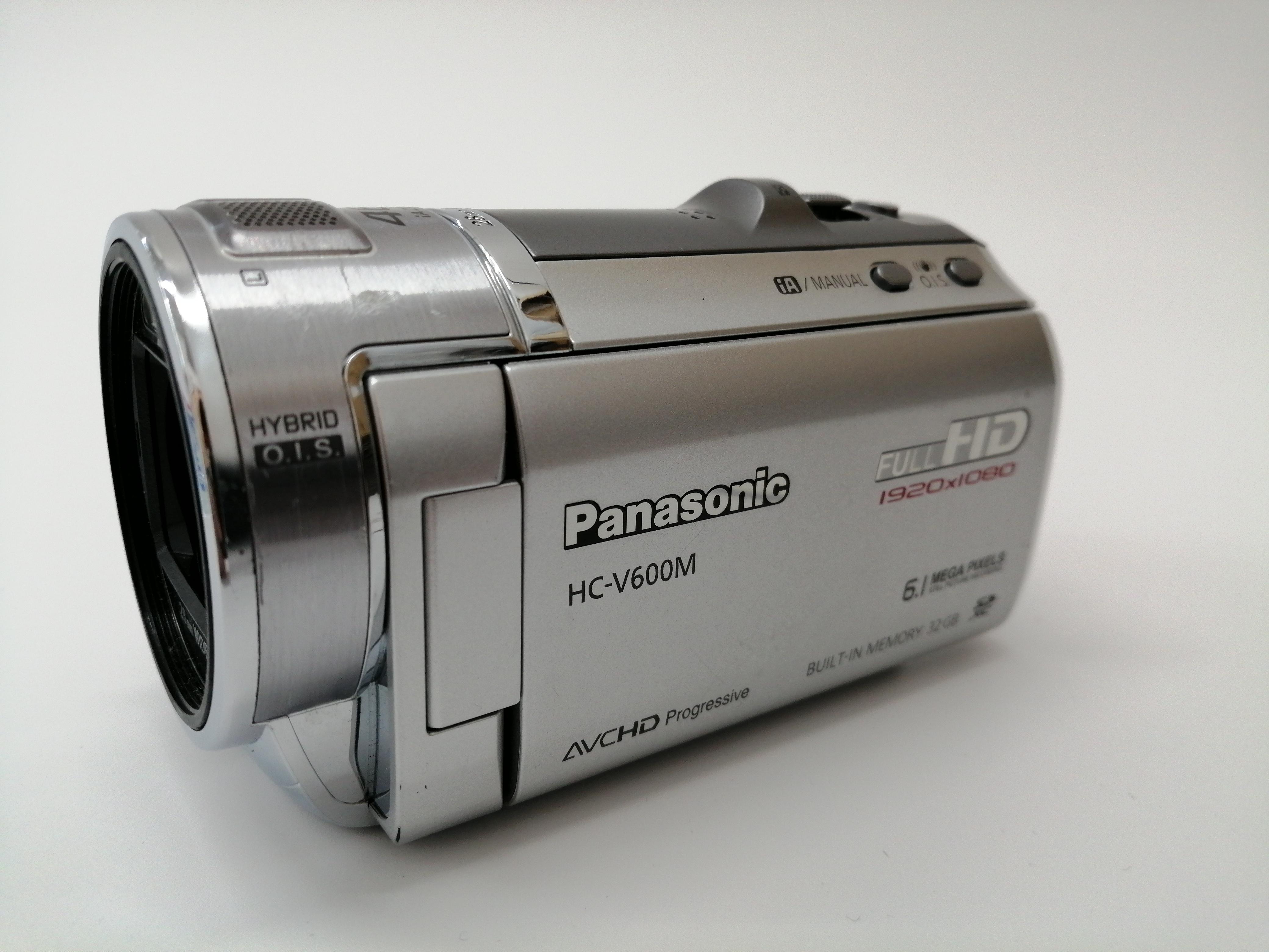 ビデオカメラ|PANASONIC