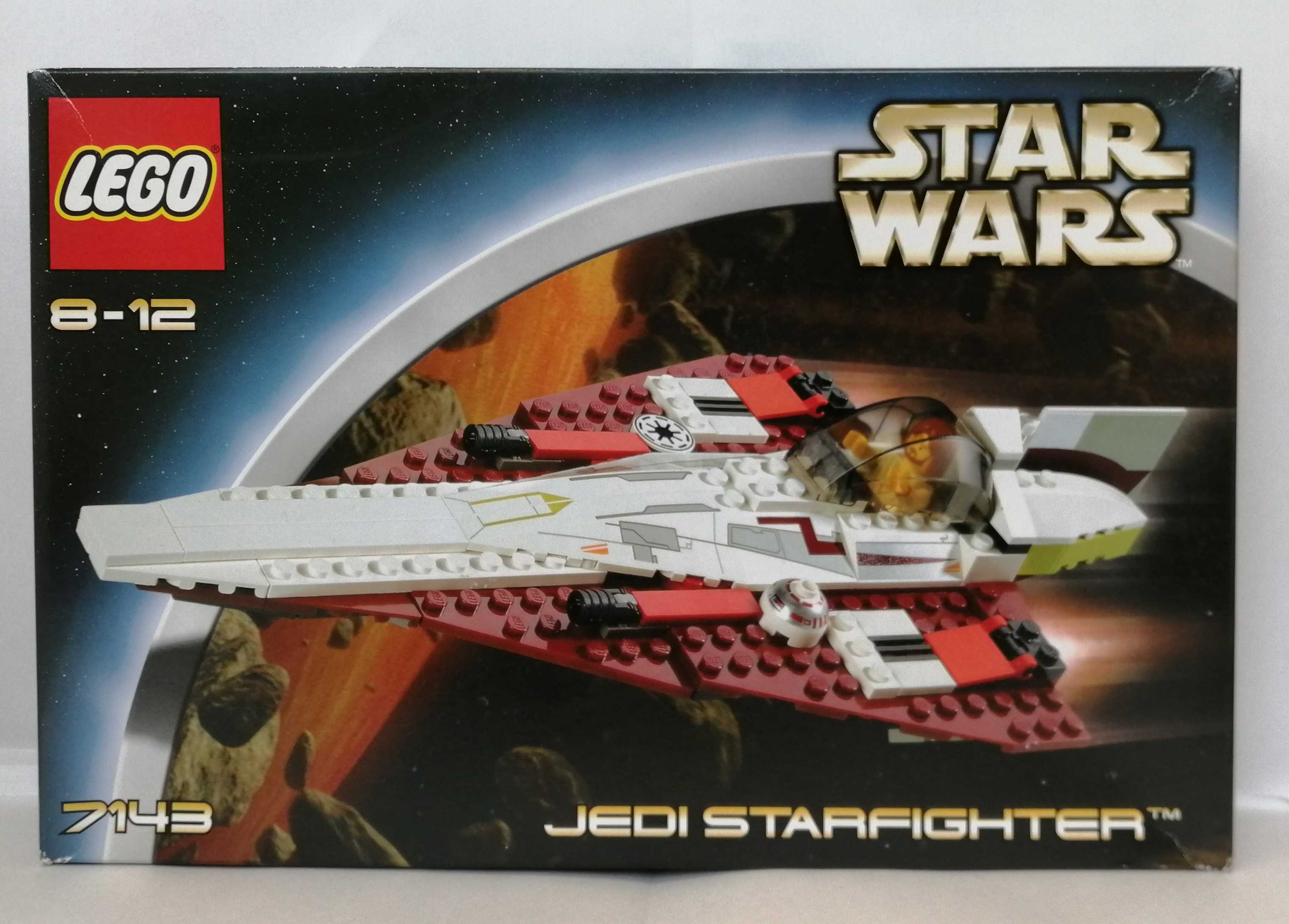 未開封!ジェダイ・スターファイター|LEGO