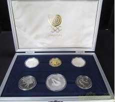 K22ソウルオリンピック記念硬貨|K22記念硬貨