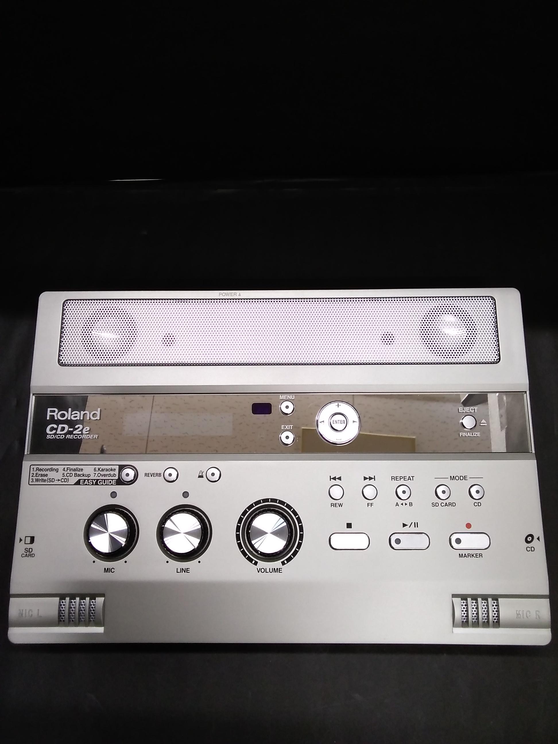 SD/CDレコーダー|ROLAND