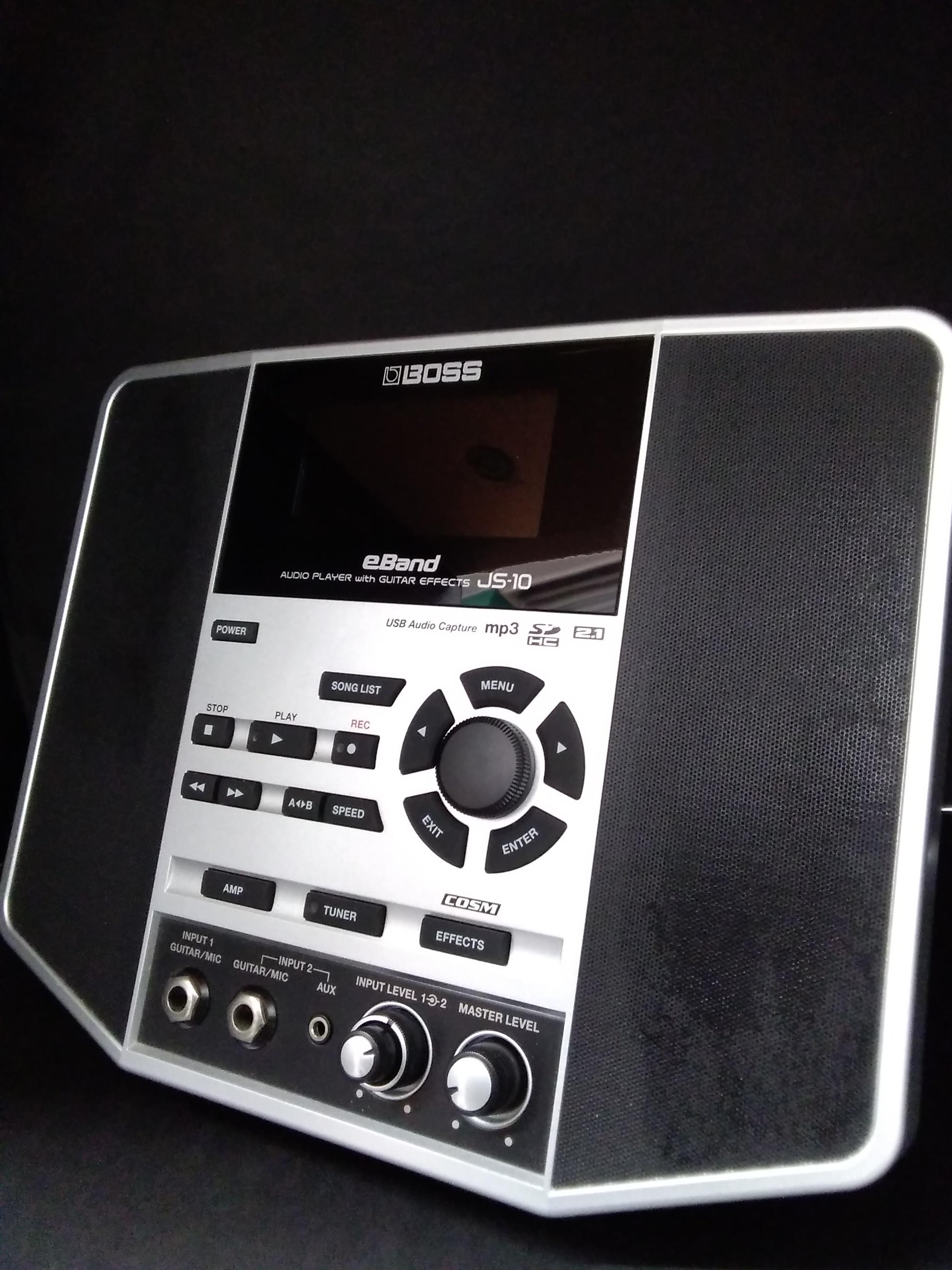 オーディオプレーヤー/マルチエフェクター|BOSS