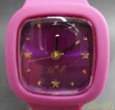 クォーツ・アナログ腕時計|アニエスベー