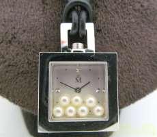 7Pパール時計ペンダント