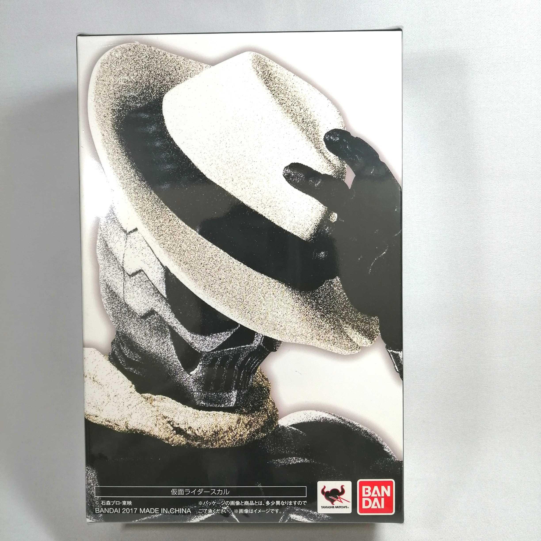 S.H.FIGUARTS 仮面ライダースカル BANDAI