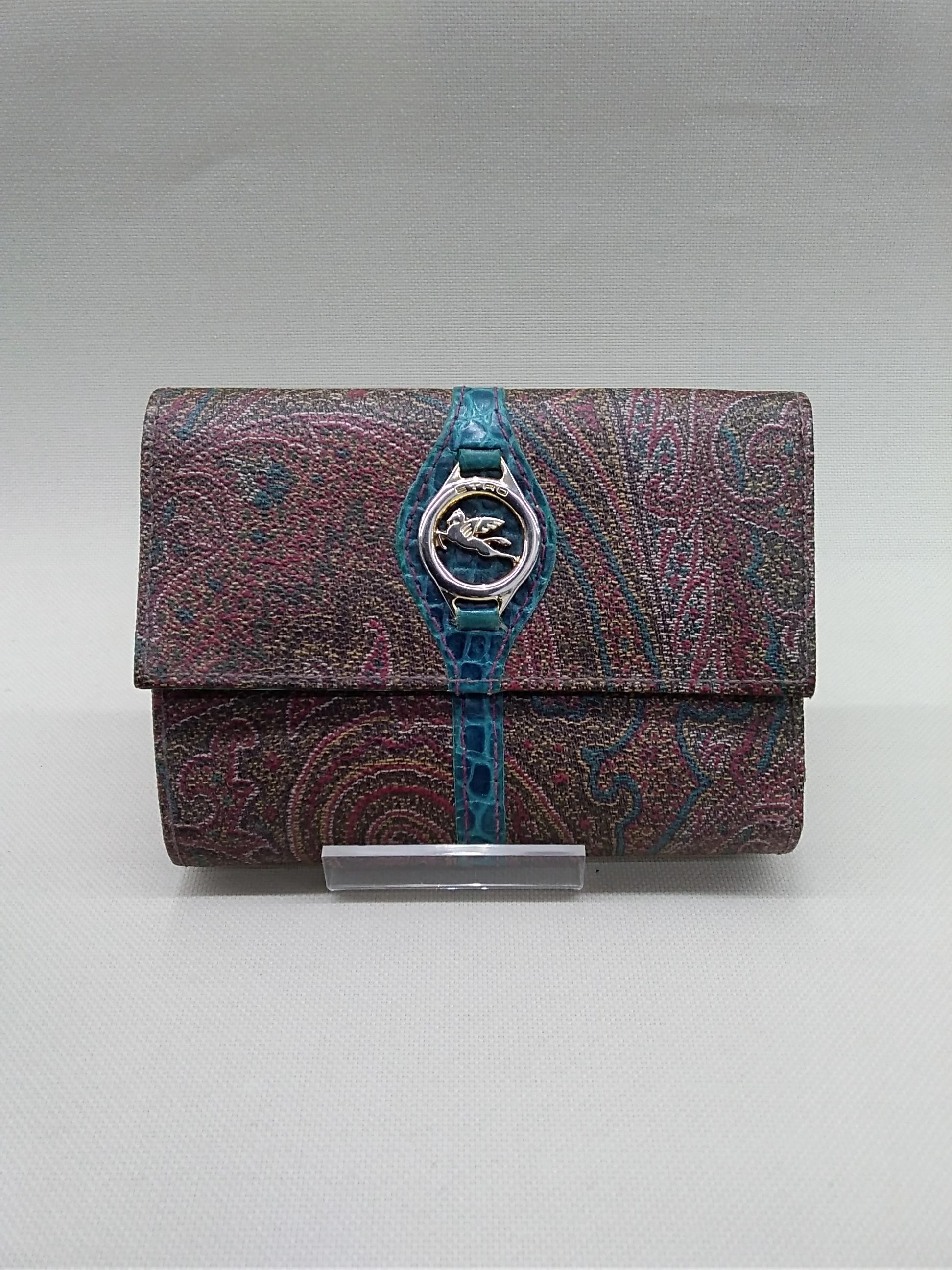 三つ折り財布|ETRO