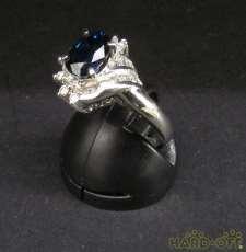 サファイアリング|宝石付きリング