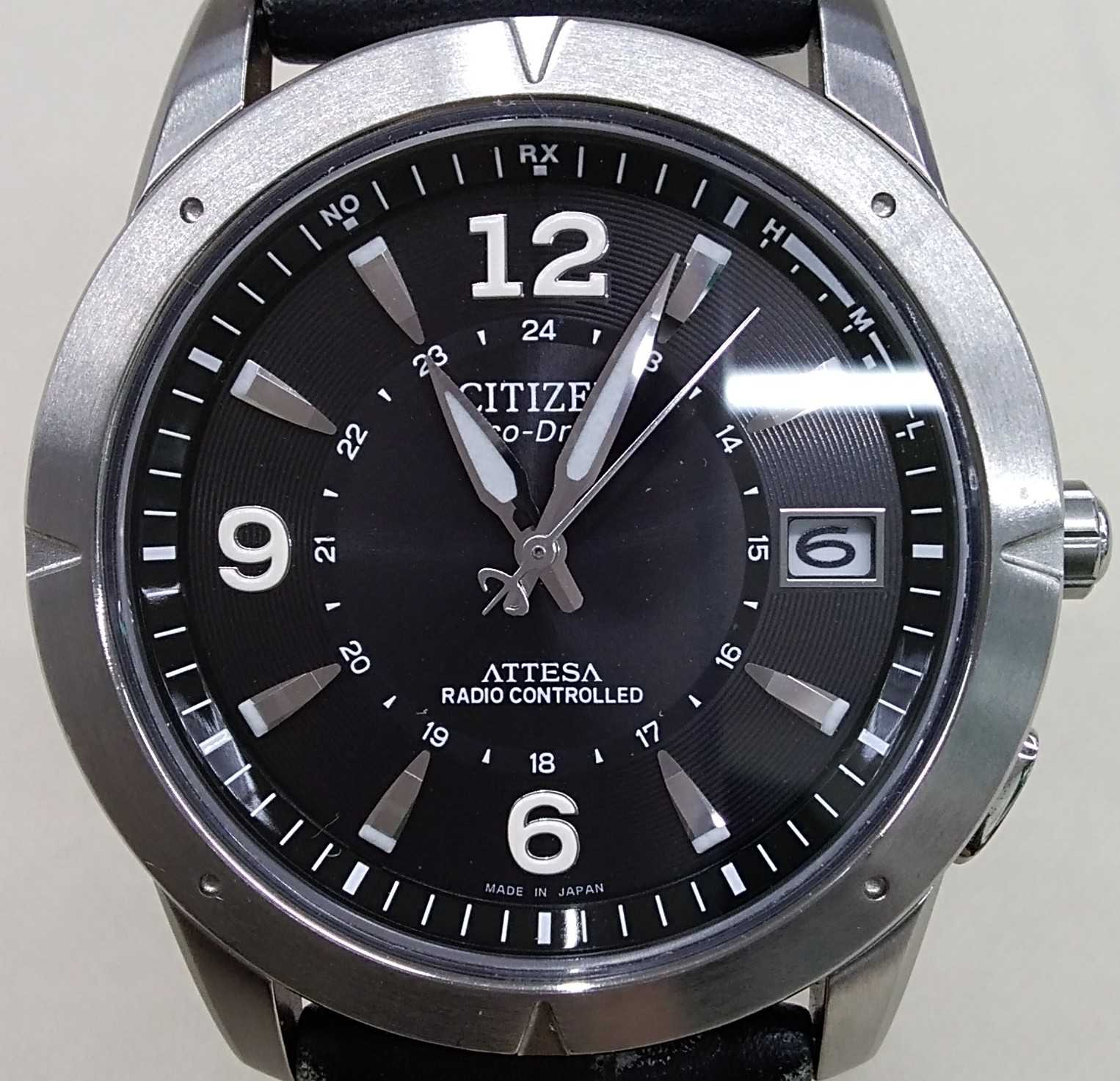 ECO-DRIVE|CITIZEN