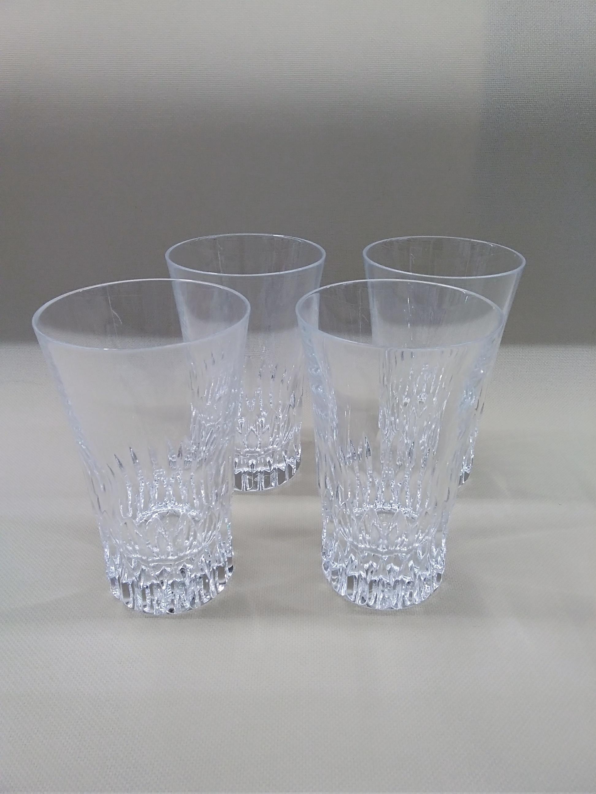 グラス8客セット|BACCARAT