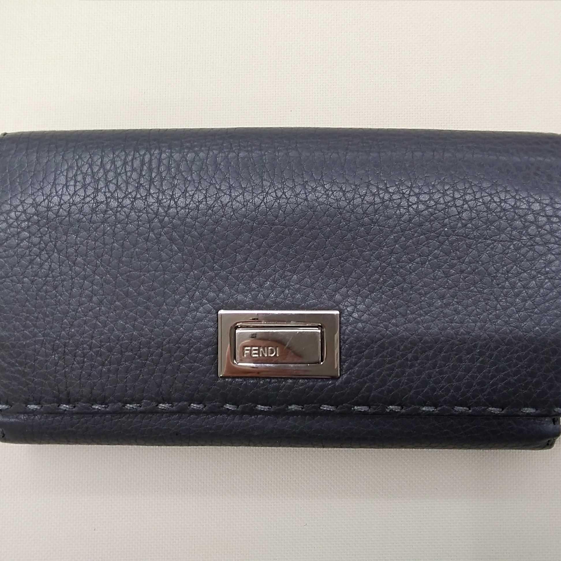 コンチネンタル財布|FENDI