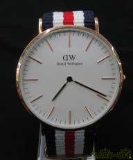 クォーツ・アナログ腕時計 Daniel Wellington