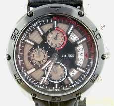 GUESSクォーツ・アナログ腕時計|GUESS