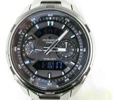 CASIO腕時計 電波ソーラー OCEANUSOCW-T41 CASIO