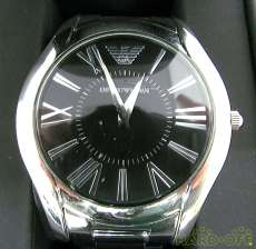 O ARMANI クォーツ・アナログ腕時計|EMPORIO ARMANI