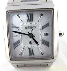 SEIKO ルキアソーラー電波時計|SEIKO