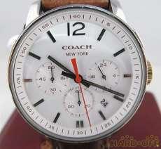 COACH クォーツ・アナログ腕時計|COACH