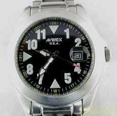 AVIREX クォーツ・アナログ腕時計|AVIREX