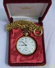 手巻き懐中時計|WATEX