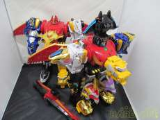 ゴセイジャーロボット2体セット|BANDAI