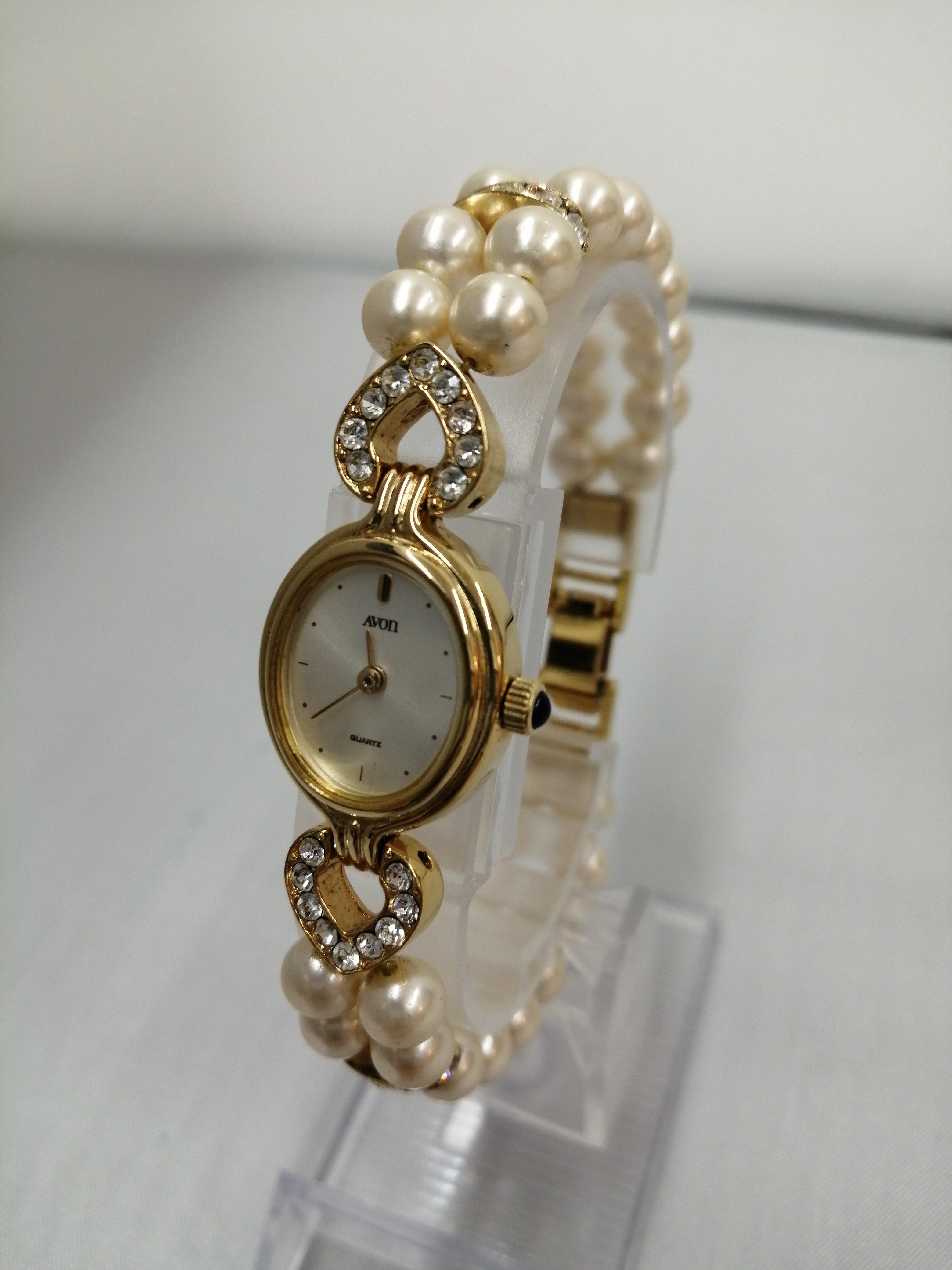 クオーツ腕時計|AVON