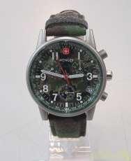 クォーツ・アナログ腕時計|WENGER