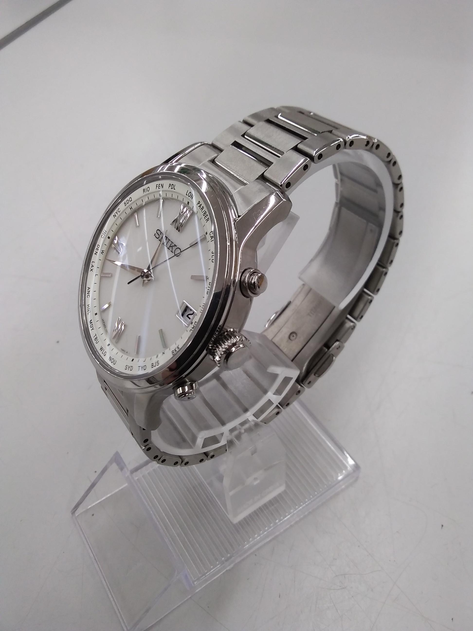 ブライツ ソーラー電波腕時計|SEIKO