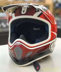 オフロードバイクヘルメット|ARAI