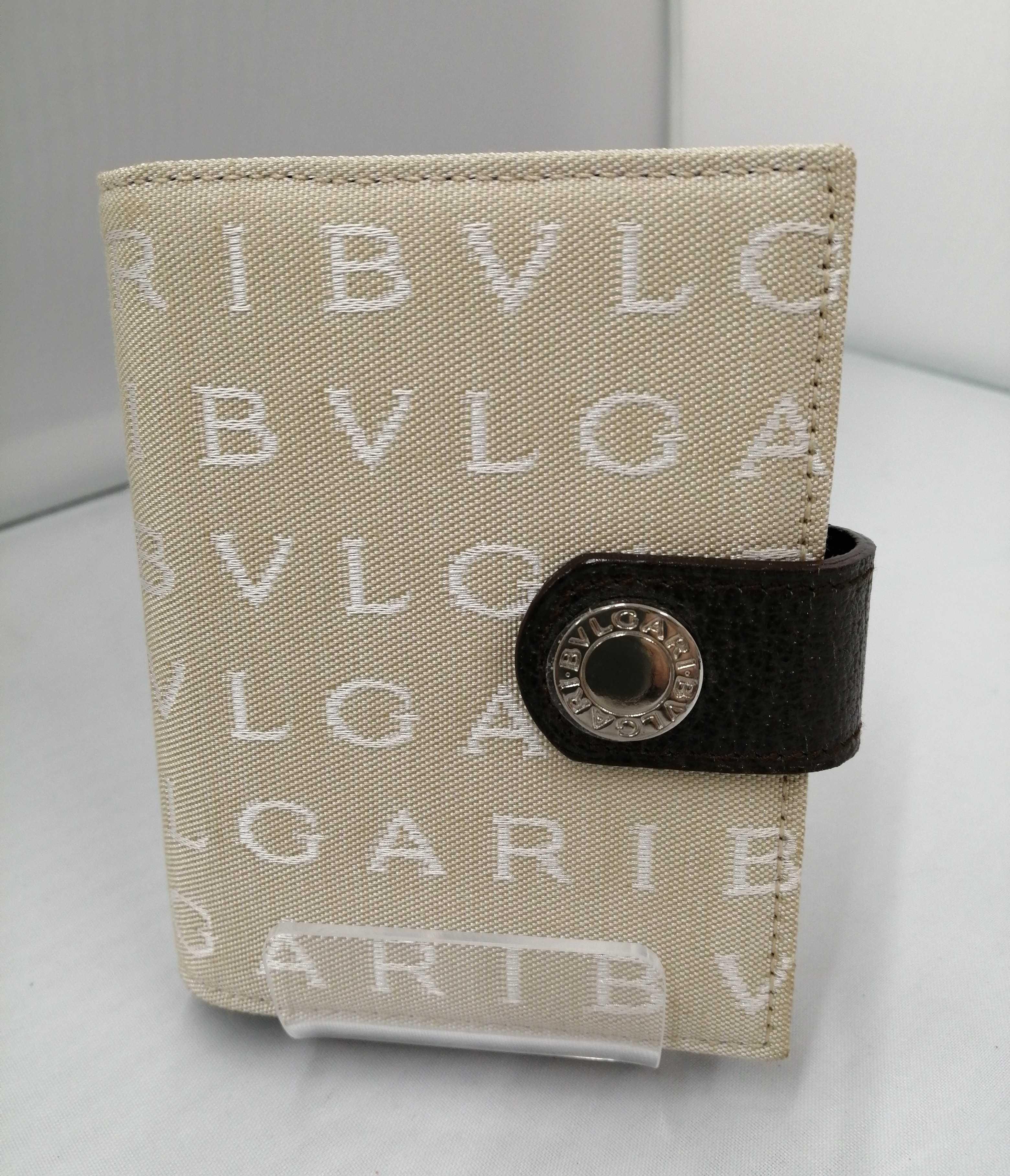手帳 BVLGARI
