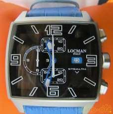 クォーツ・アナログ腕時計 LOCMAN