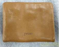 二つ折り財布|genten