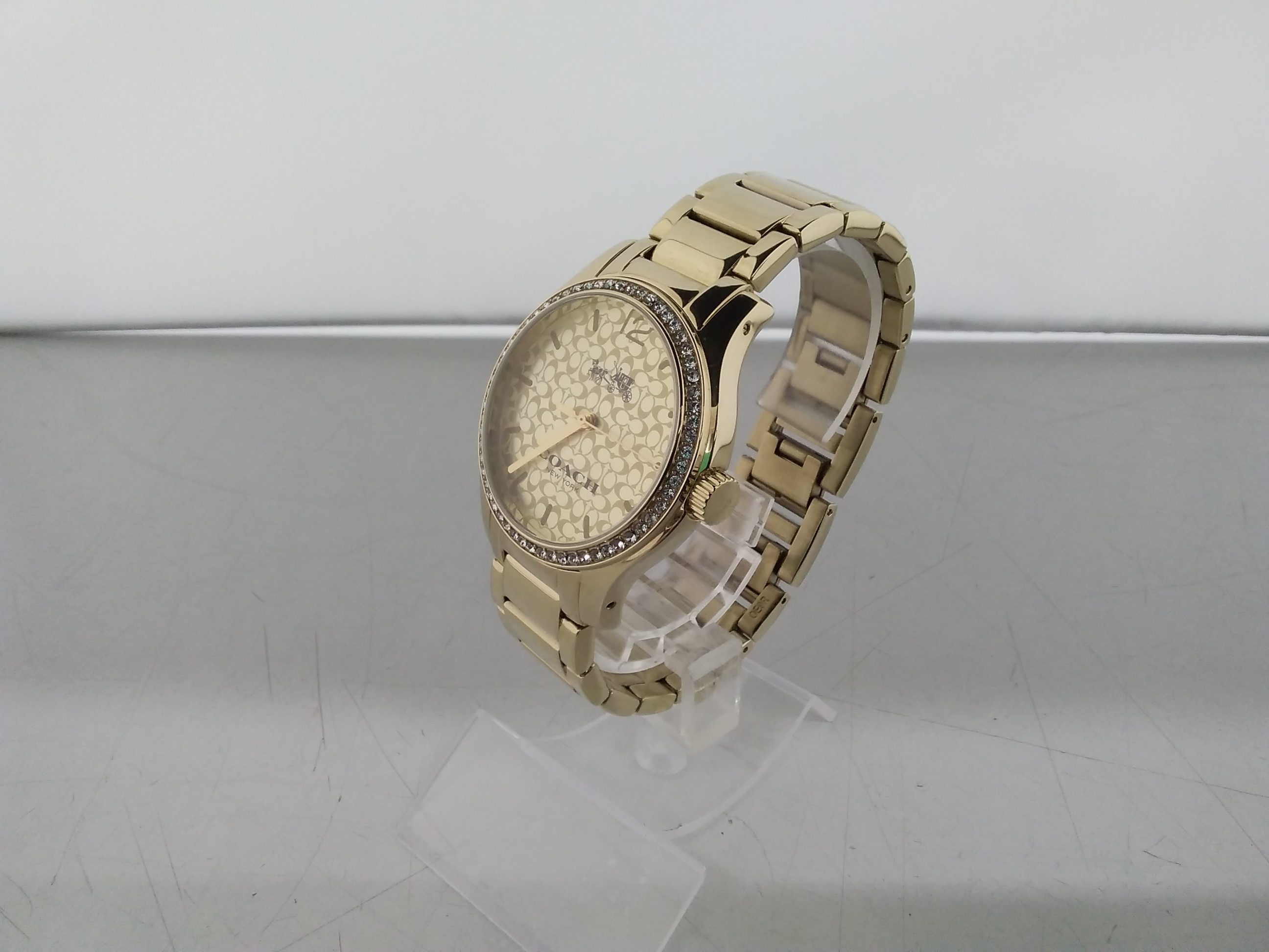 クォーツ式腕時計|COACH
