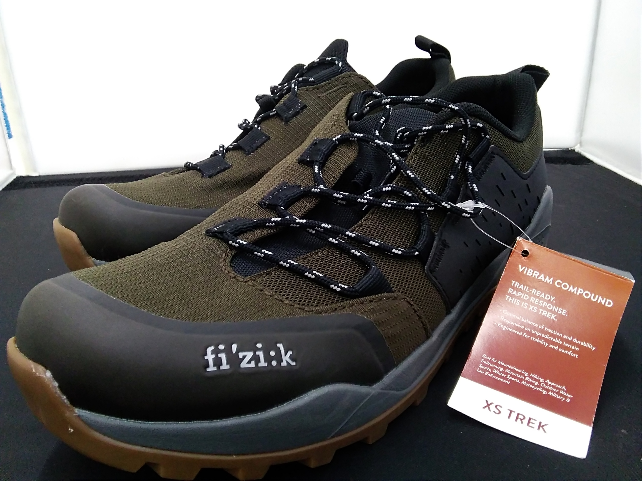 XS TREK|FIZI:K