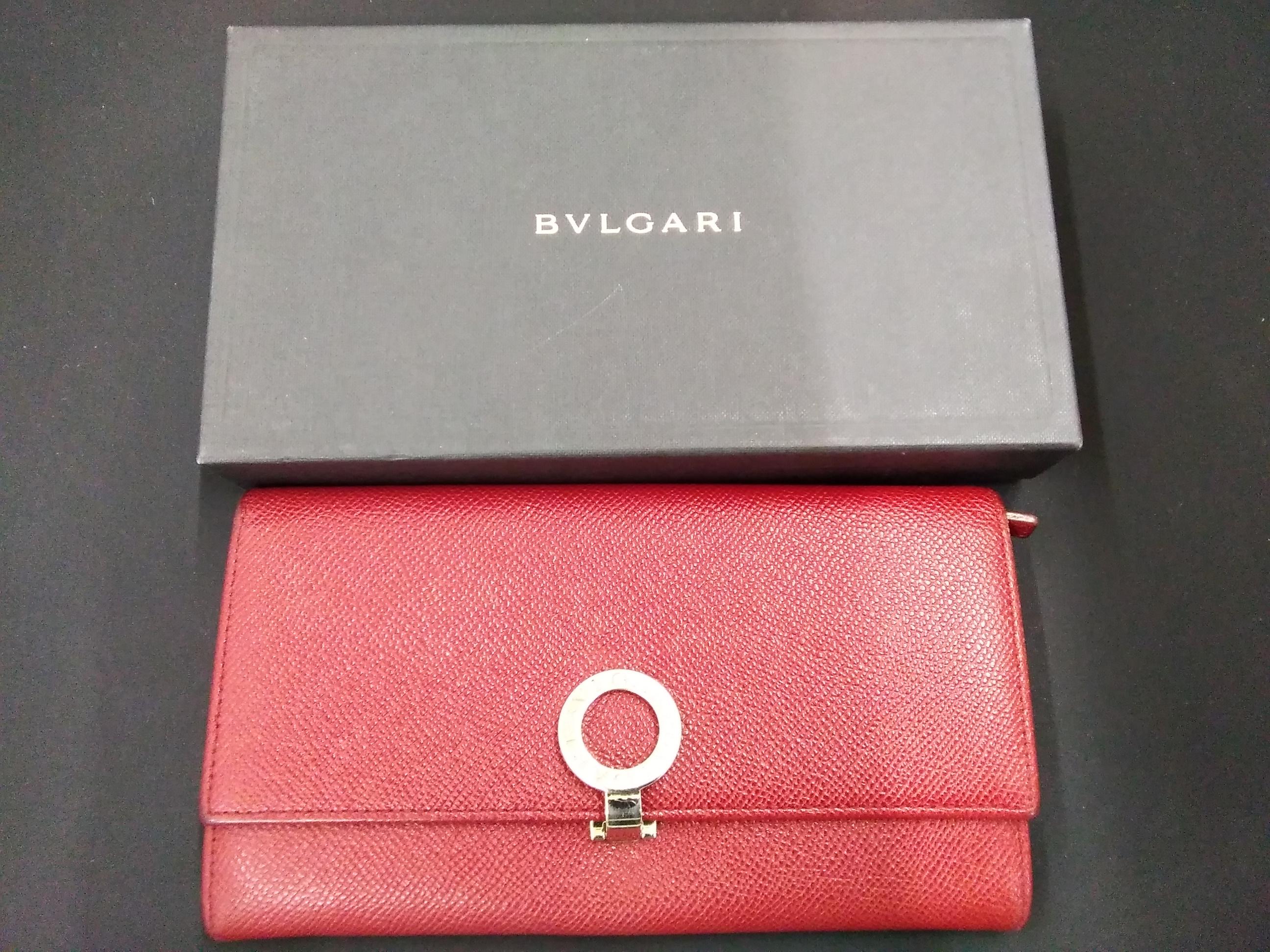 ブルガリ 長財布|BVLGARI