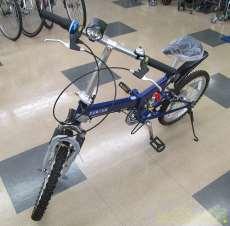 20インチ折り畳み自転車|CUBIKE