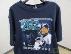 イチロー 262安打記念Tシャツ|MAJESTIC
