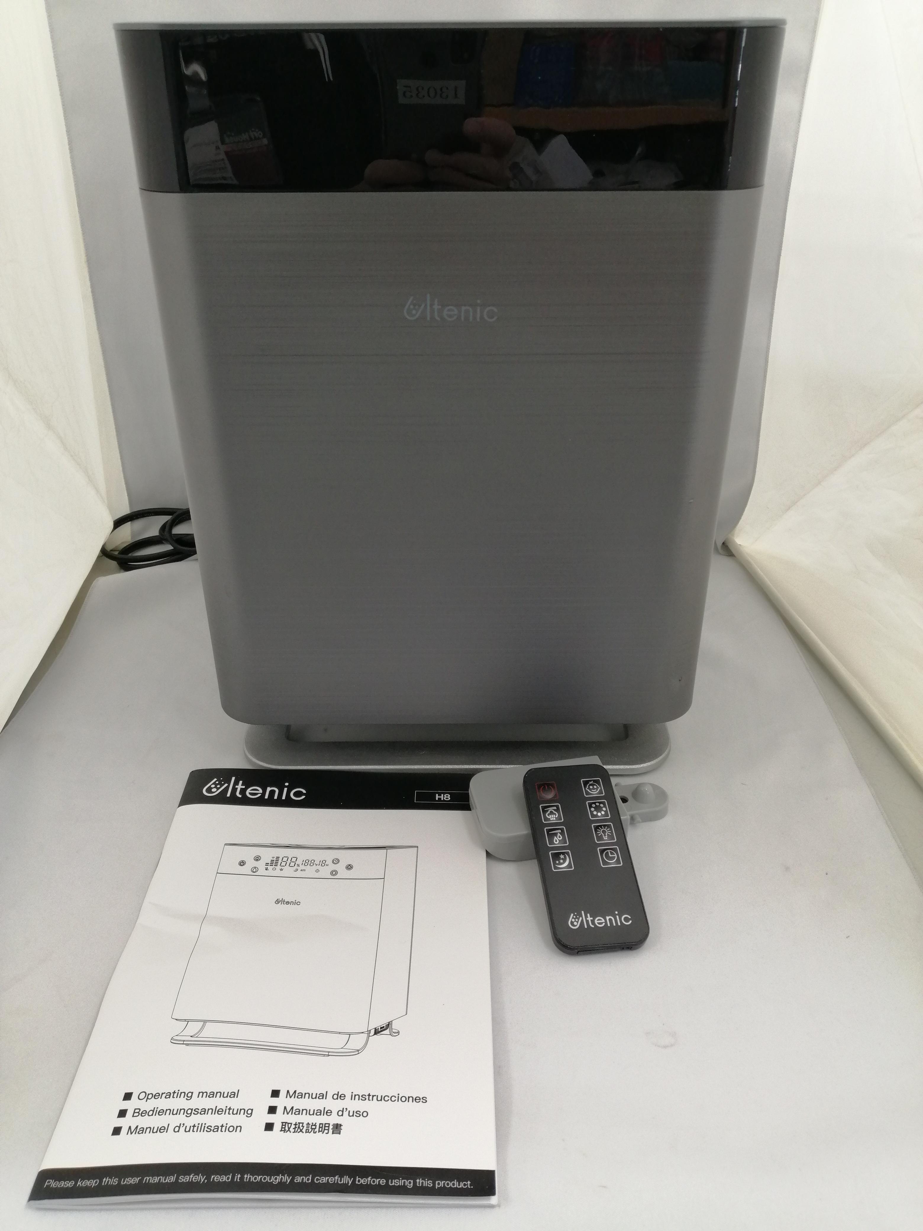 超音波ミスト加湿器|ULTENIC