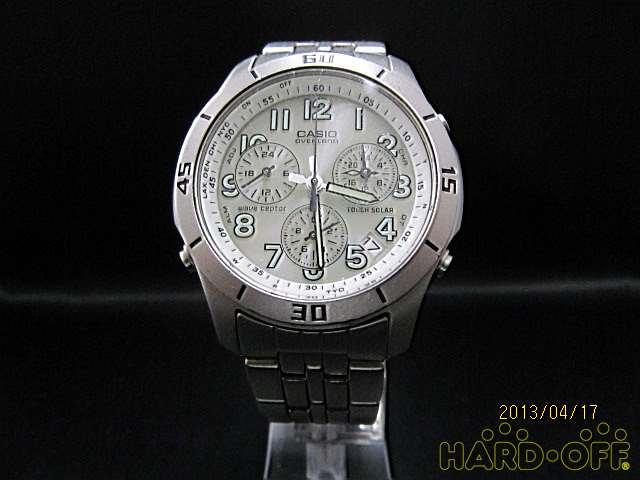 CASIOの腕時計です♪