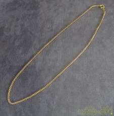 金|宝石無しネックレス