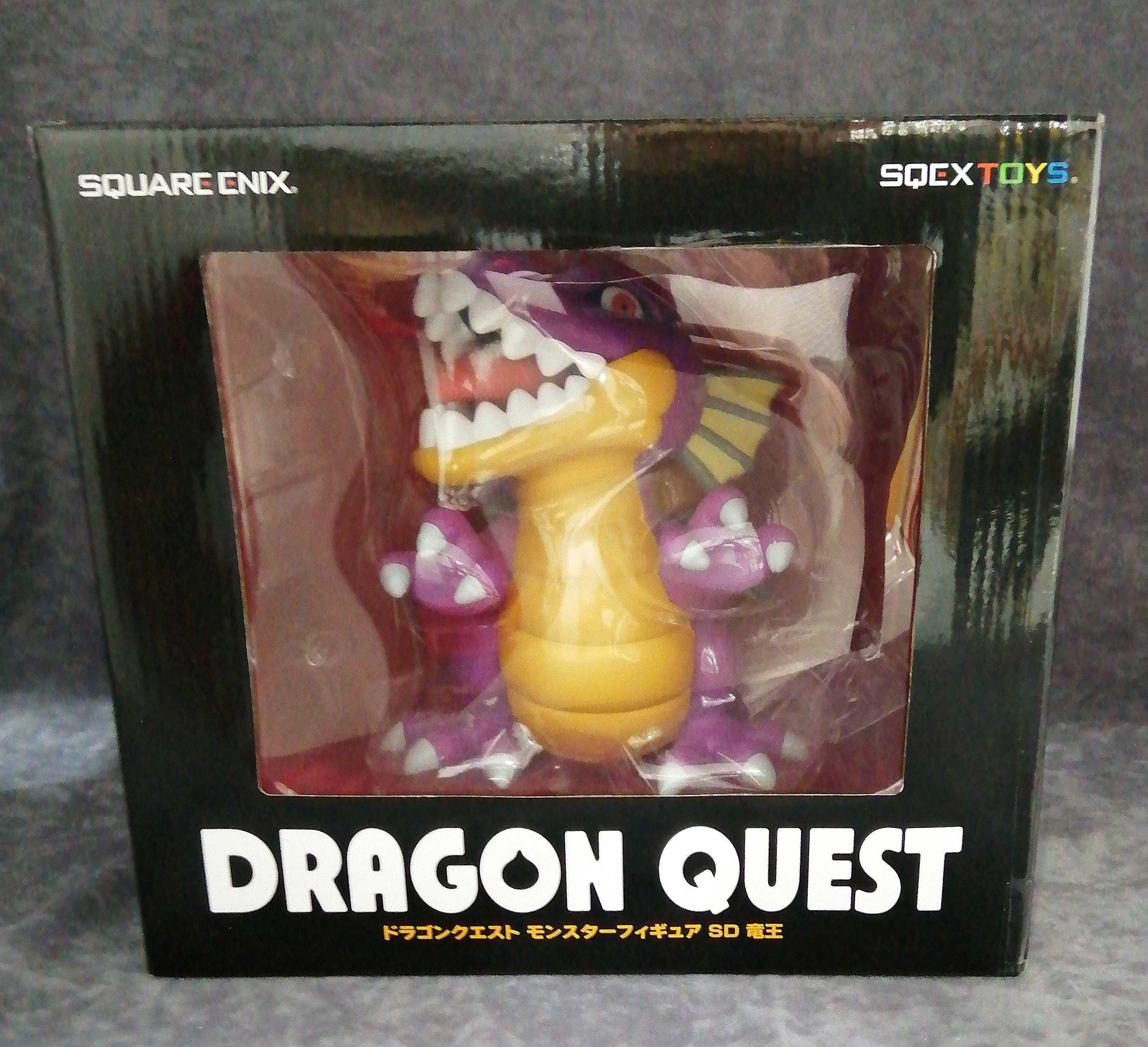ドラゴンクエストモンスターフィギュア SQUARE ENIX
