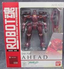 ROBOT魂 GNX-704T アヘッド BANDAI