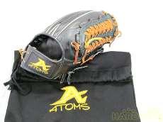 【値下げ】ATOMS硬式内野手用グローブ|ATOMS