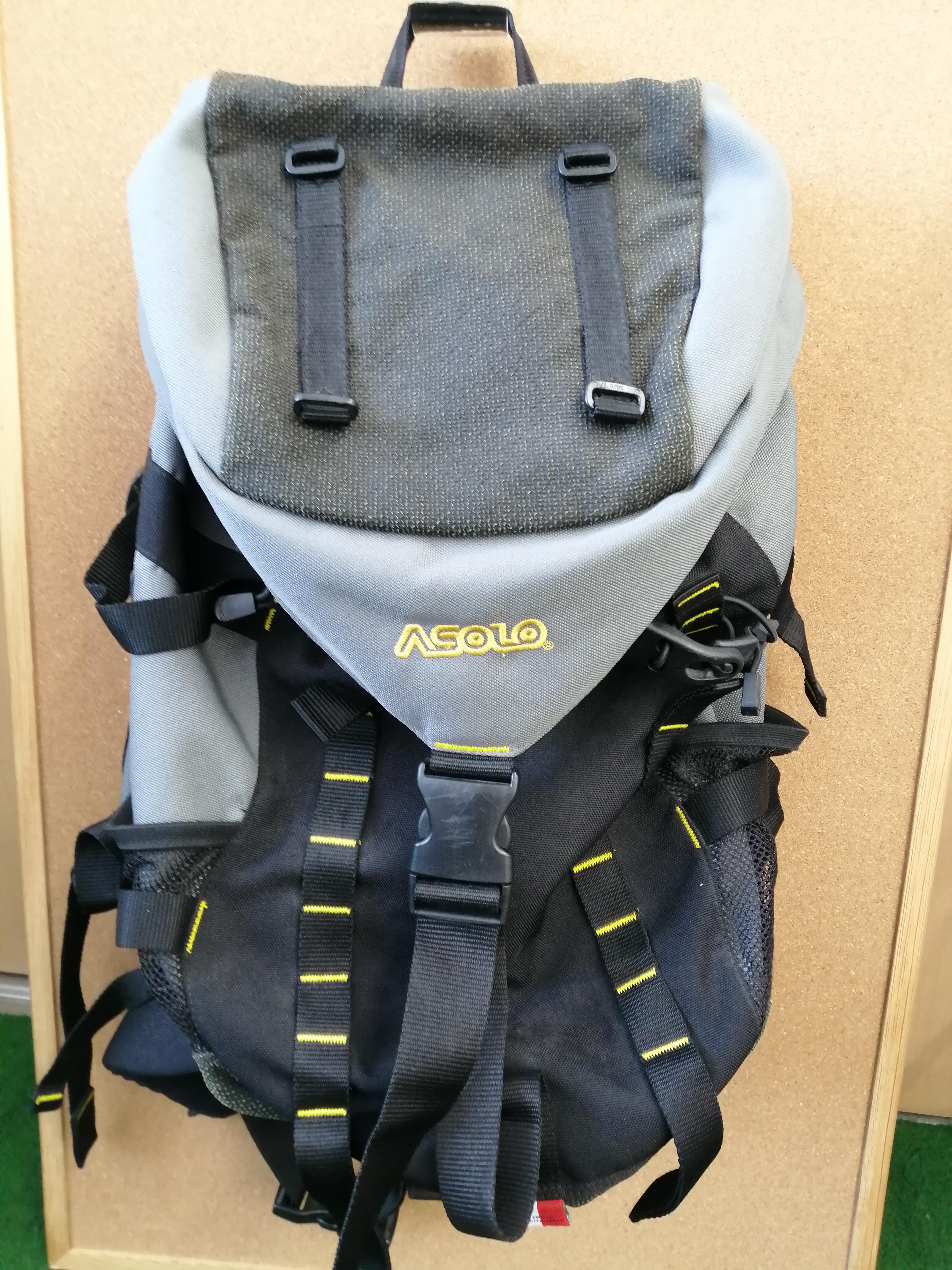 登山用品|ASOLO