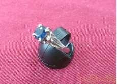 PT900リング|宝石付きリング
