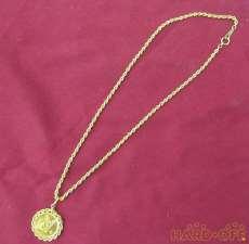 K18ネックレス 宝石無しネックレス