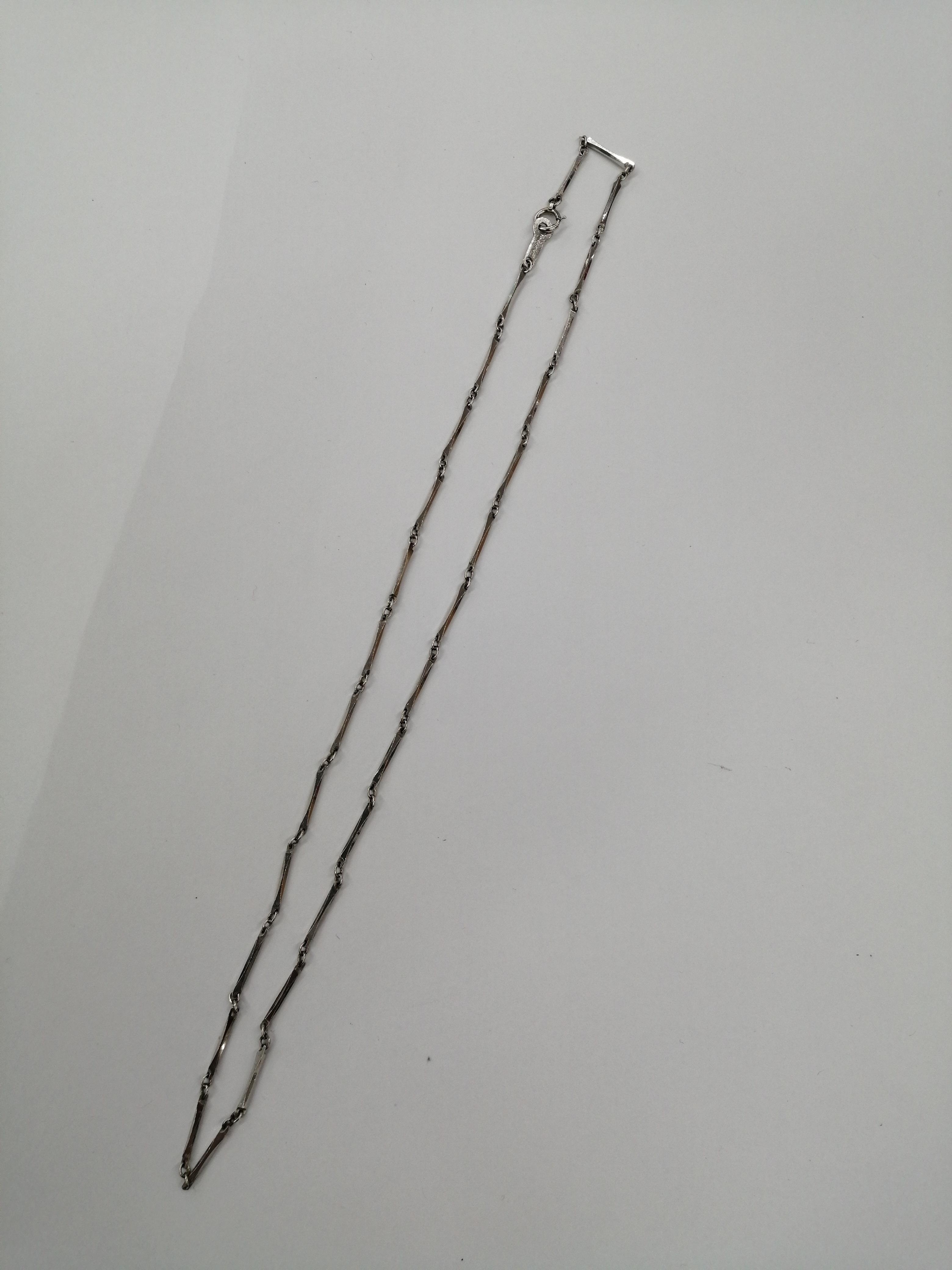 PT850ネックレス|宝石無しネックレス