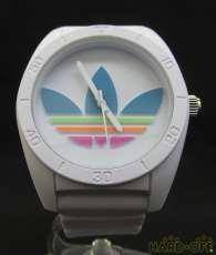 クオーツ腕時計 白|ADIDAS