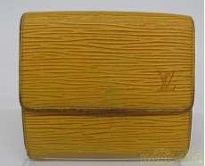 ポディルトモネビエカルトクレ エピ 二つ折り財布 Wホック|LOUIS VUITTON